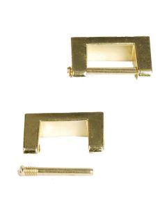 Flight Kit Hardware - Gold